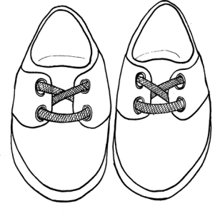 Alisha Towers - Henrietta Grumpy Pants and the Pink Shoes